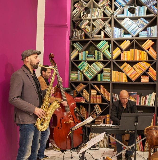 Inauguration Grenoble / Animation Jazz
