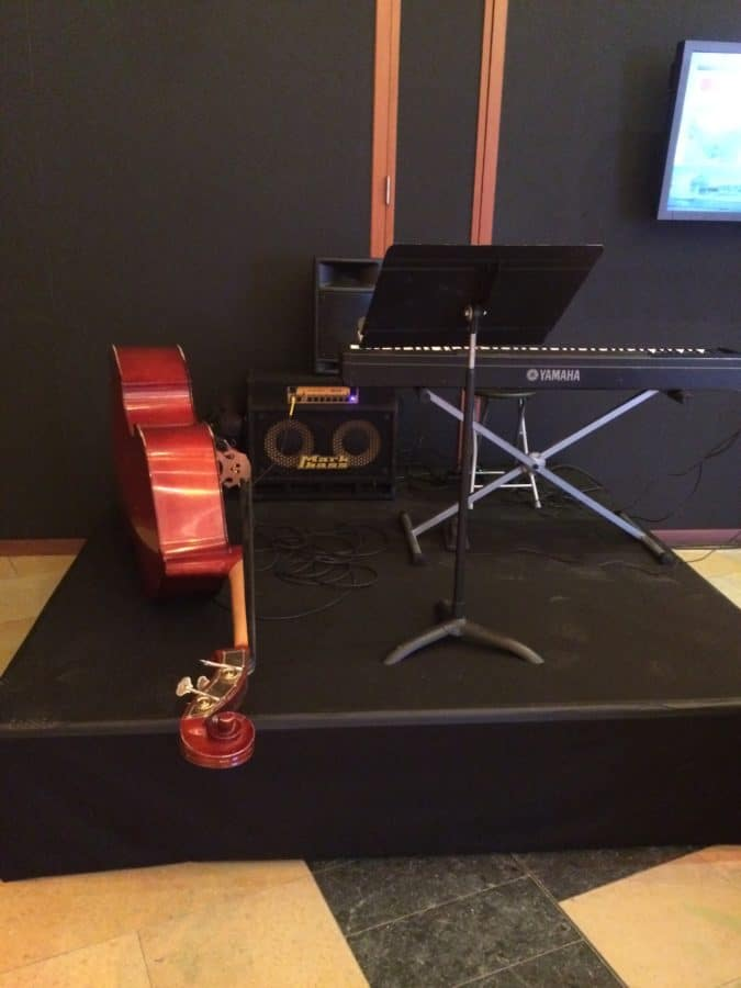 contrebasse piano