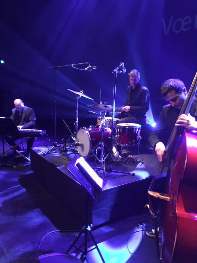 soirée privée musique jazz