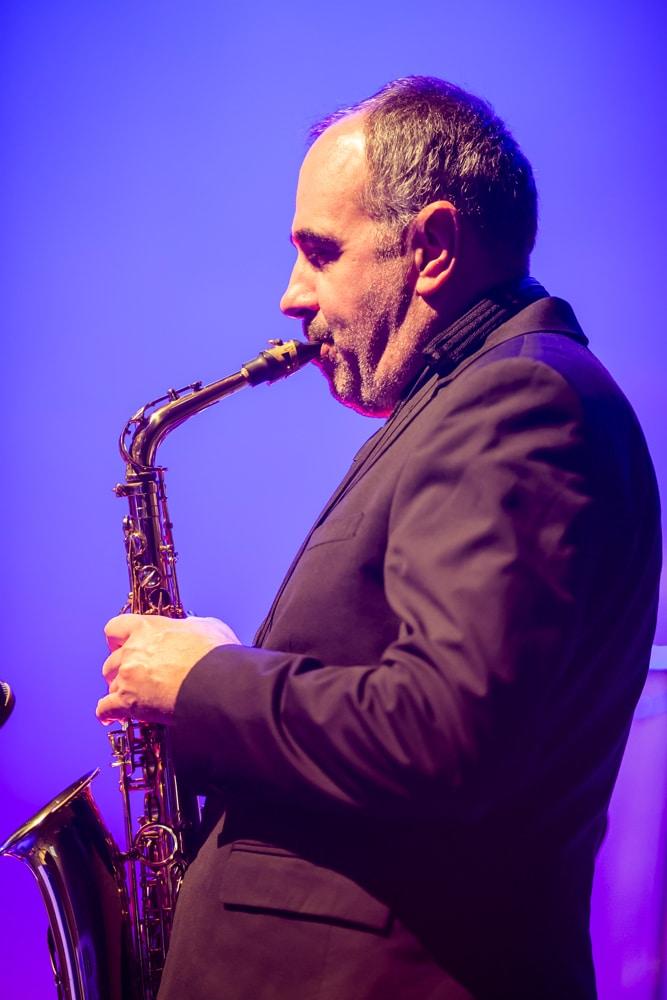 groupe de musiciens Jazz Mariage
