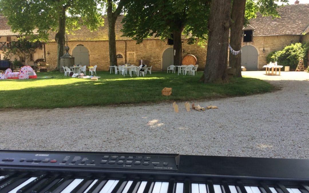 Duo Jazz mariage (Mâcon Saône-et-Loire)