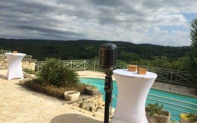 Trio jazz apéritif cocktail/mariage (Gard/Ardèche)